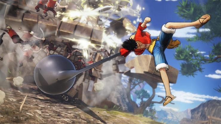 Novedades sobre el argumento de One Piece: Pirate Warriors 4