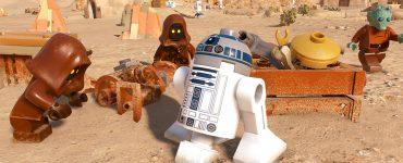 lego star wars Saga Skywalker