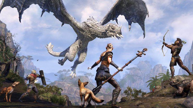 teso dragones
