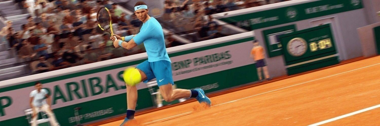 Tennis World Tour R.G. Edition