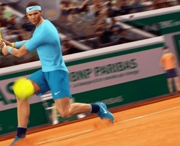 Tennis World Tour R.G. Edition