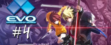 Under Night In-Birth Exe Late[st] EVO 2019