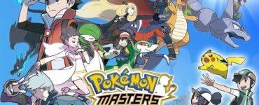 pokémon masters tráiler