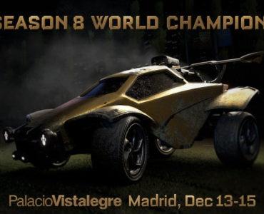 rocket league temporada 8