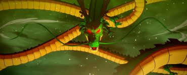 shenron dragon ball z kakarot
