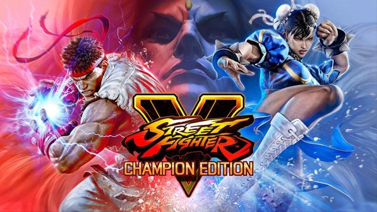 street fighter champion edition